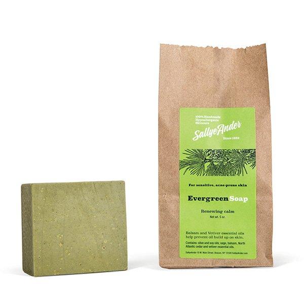 Evergreen Essential Soap