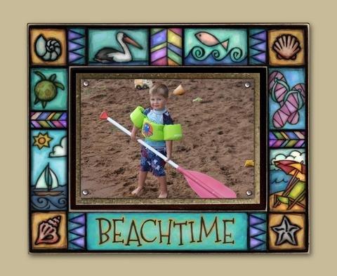 Beachtime Frame