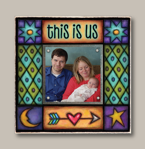 This Is Us Small Frame