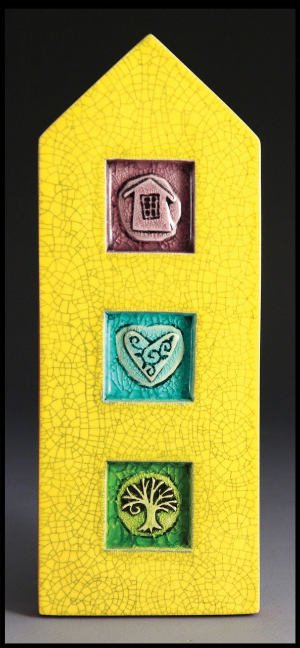 House/Heart/Tree Tile