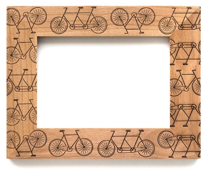 Bikes Wooden Frame