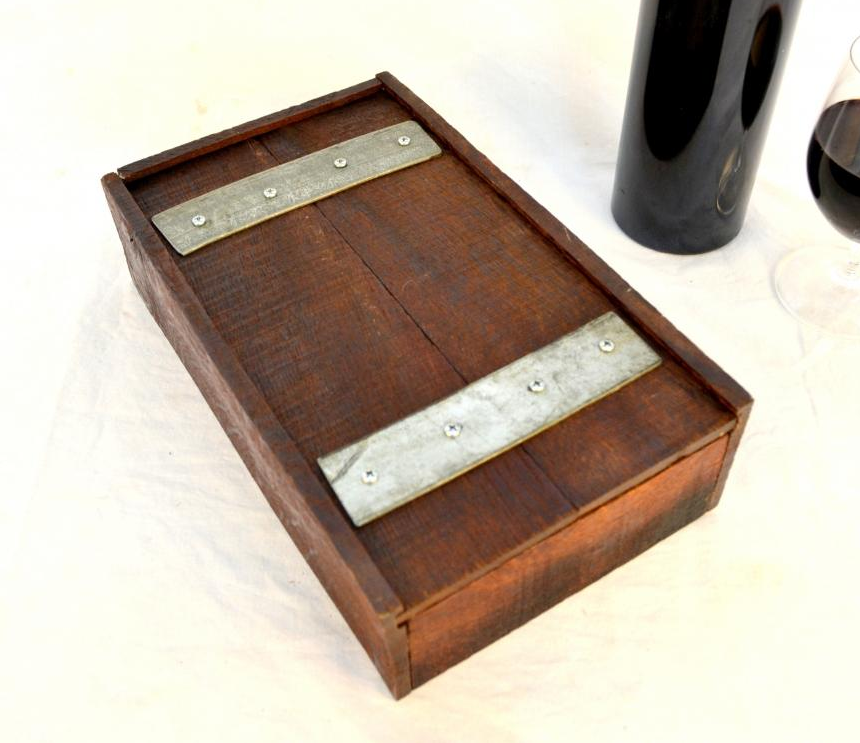 Wine Country Treasure Box