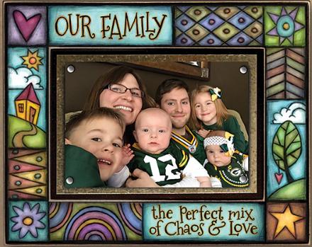 Our Family Med Frame