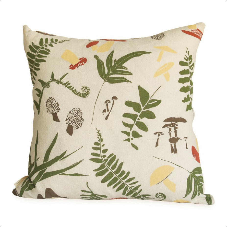 Forest Finds Pillow