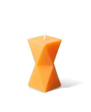 Diamond Beeswax Candle