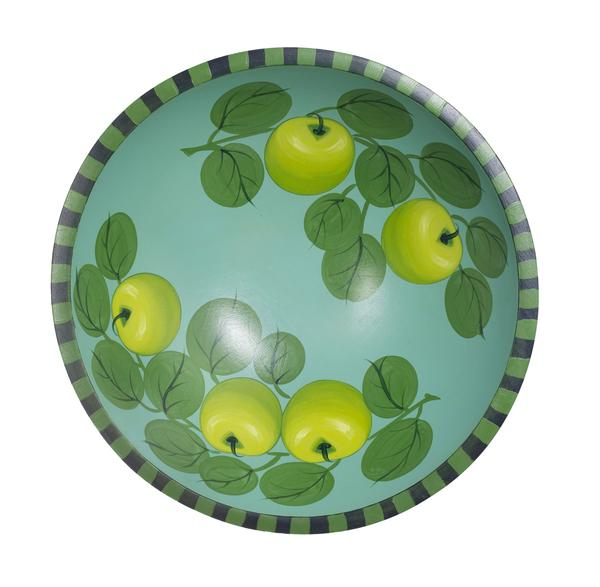 Mediterranean Apple 15'' Bowl