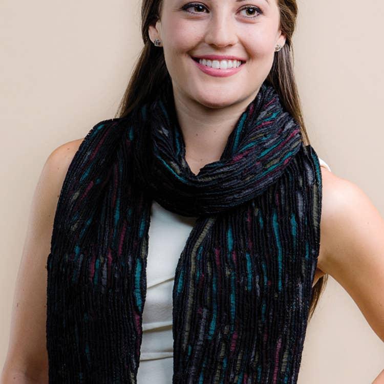 Revati Silk & Wool Scarf