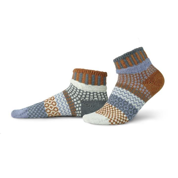 Foxtail Quarter Socks