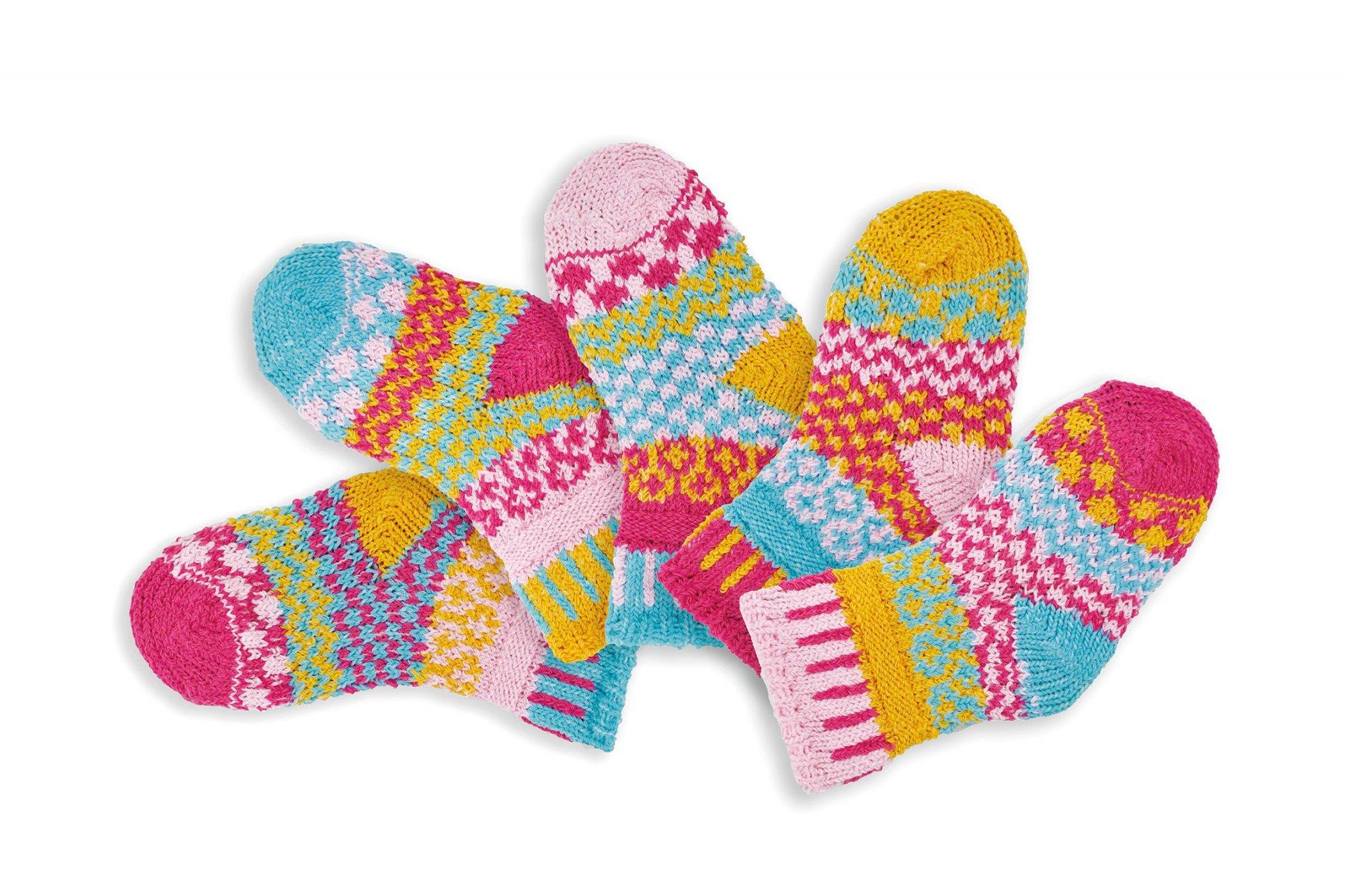 Cuddle Bug Baby Socks Gift Set/5