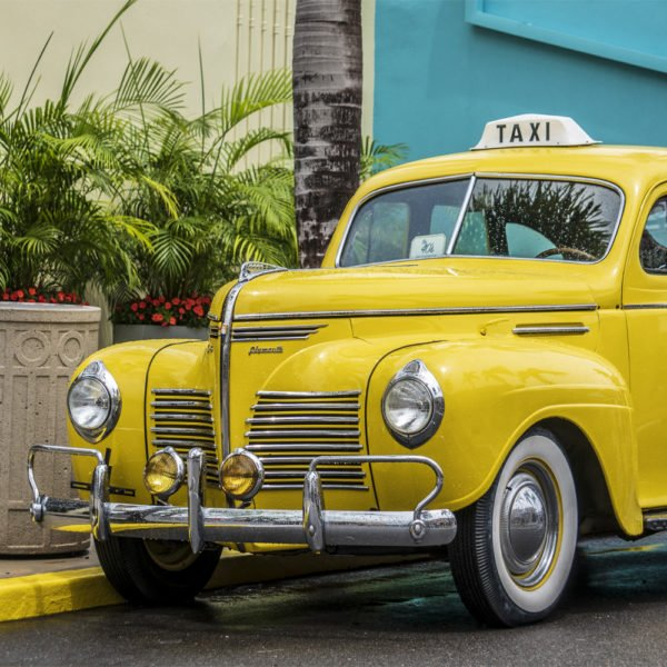 Yellow Taxicab Zen Puzzle