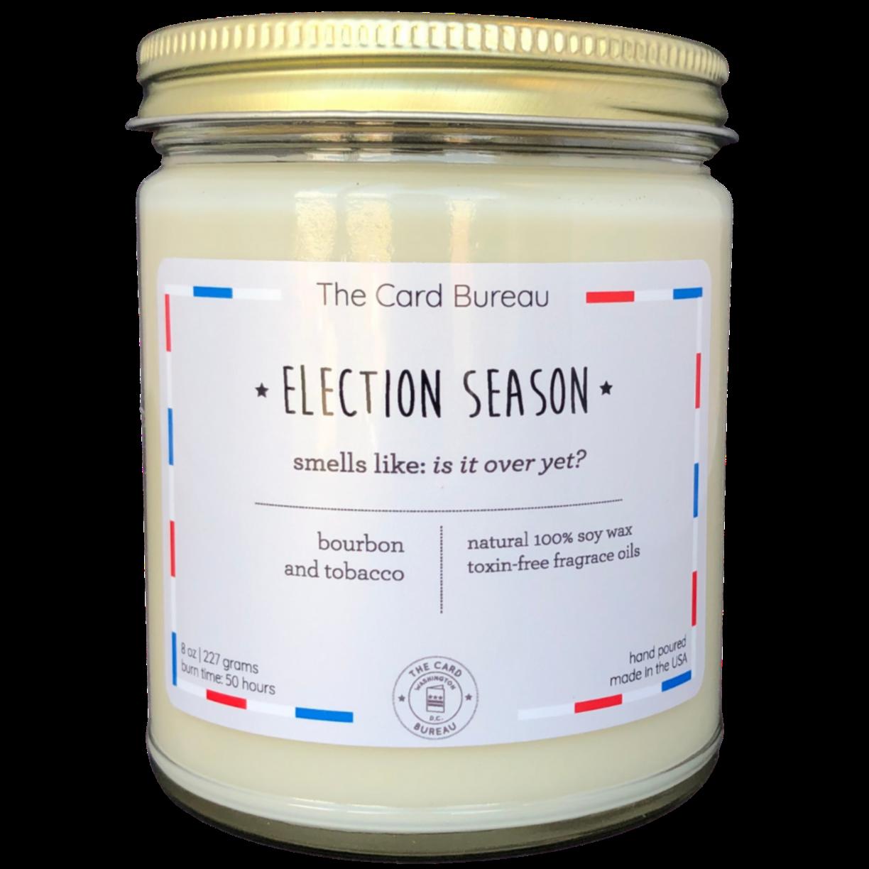 Election Season Candle