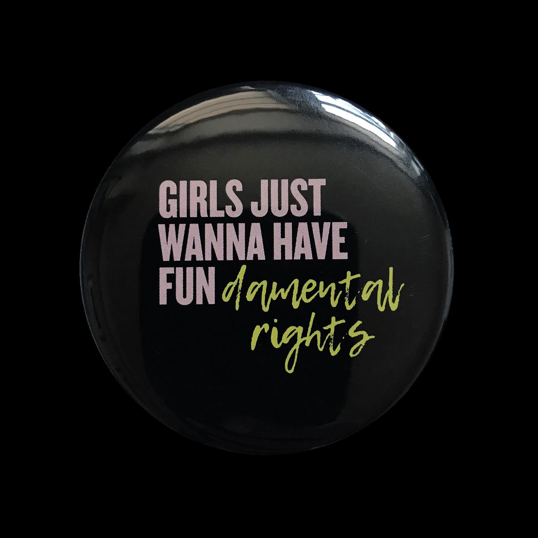 Fundamental Rights Button