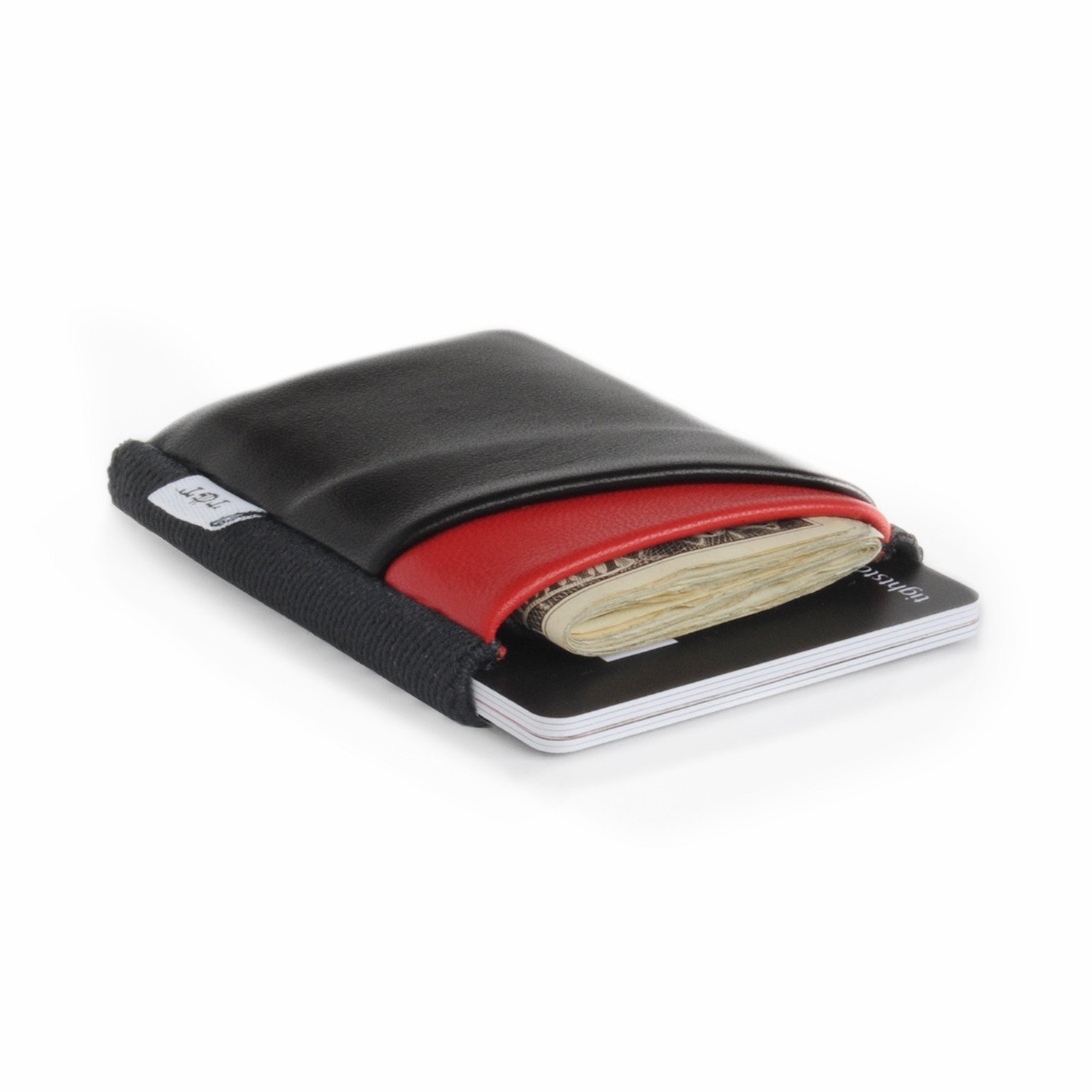 Red/Black Deluxe Wallet