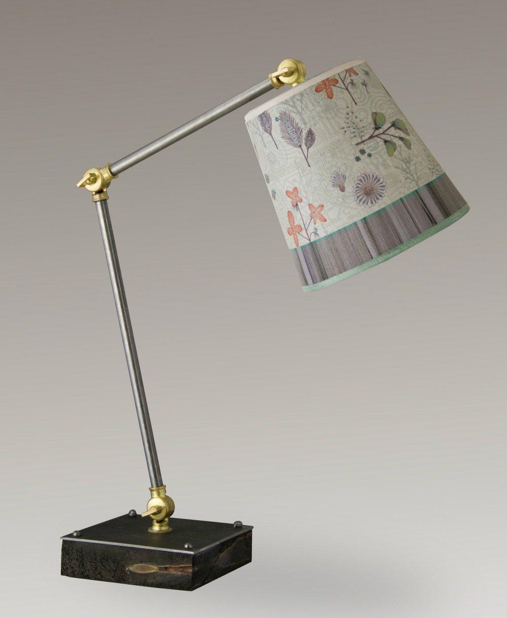 Flora & Maze Task Lamp