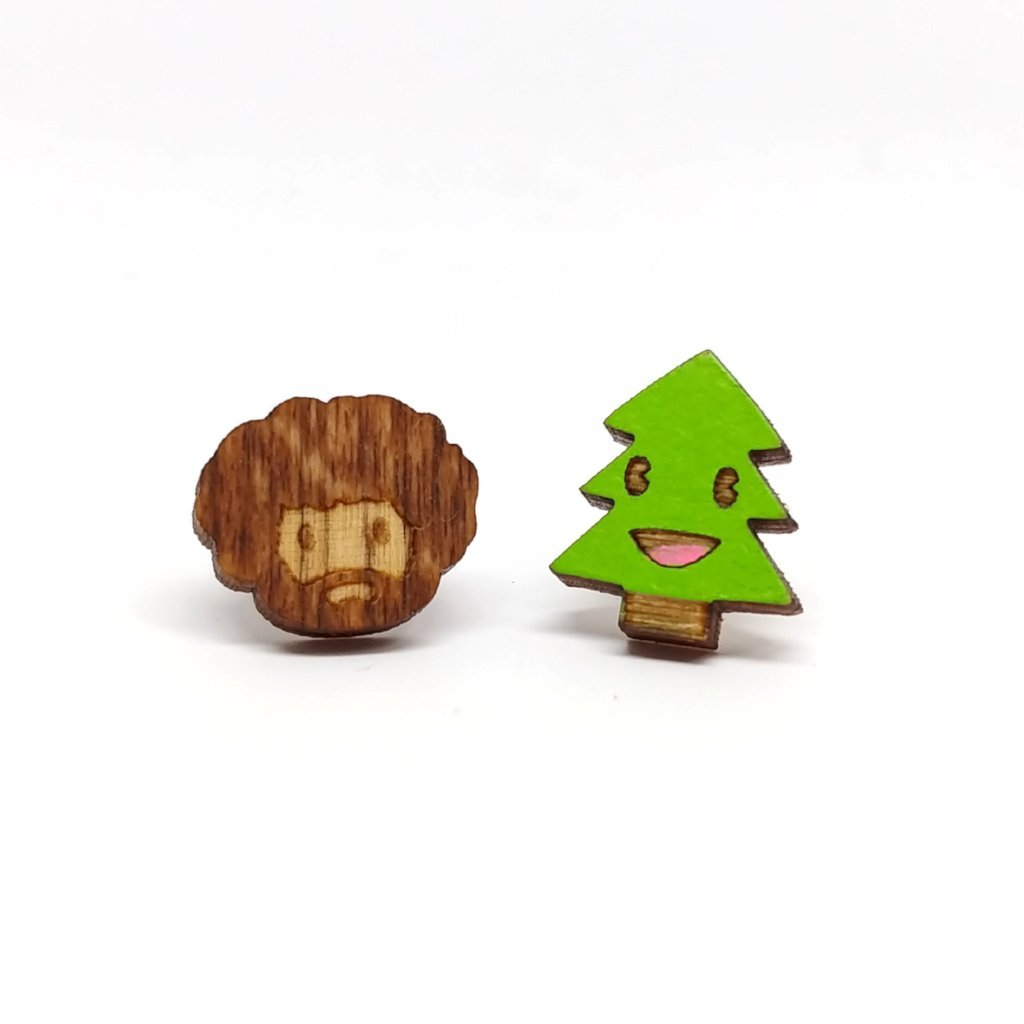 Bob & Friend Earrings