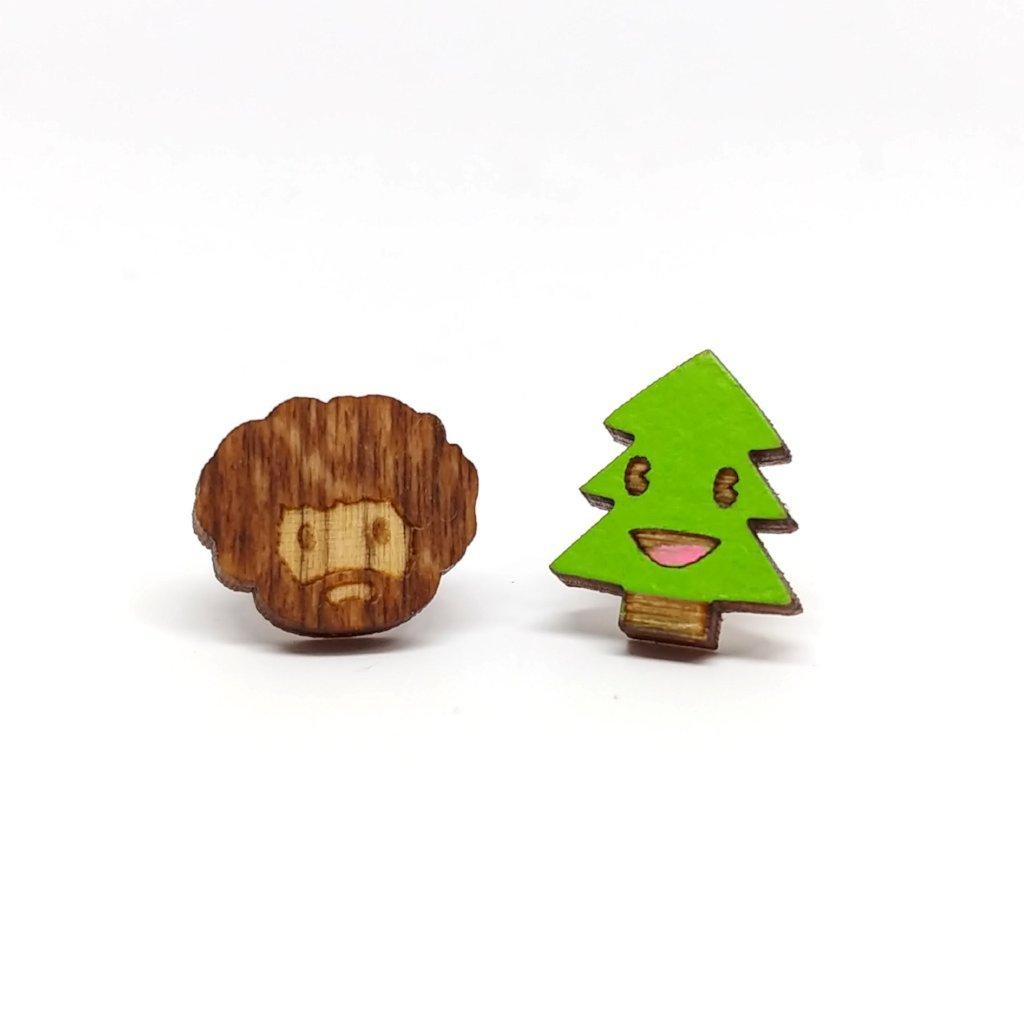 Bob & Friend Earrings