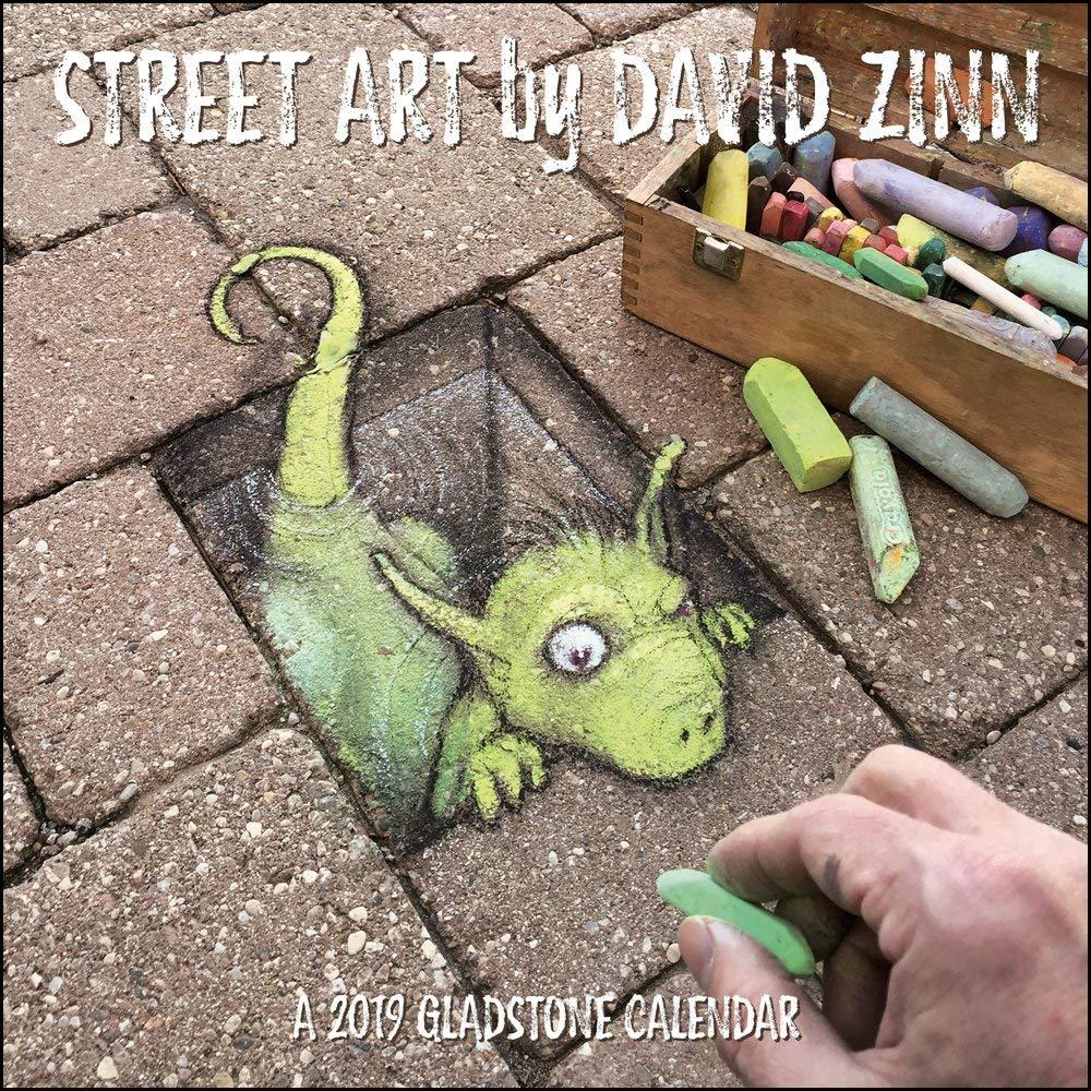David Zinn 2019 Calendar