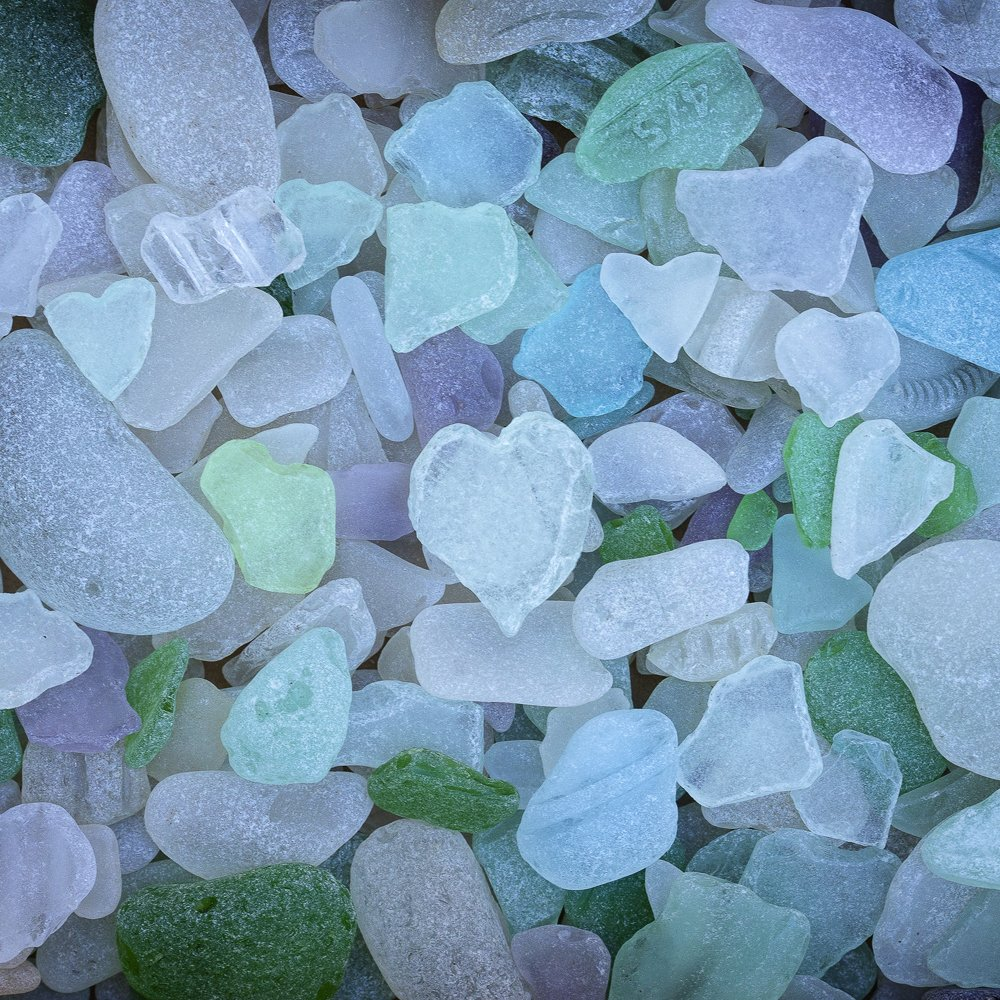 Sea Glass Large Zen Puzzle