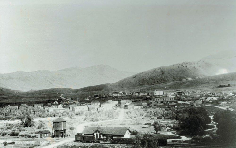 Hot Suphur Springs Depot