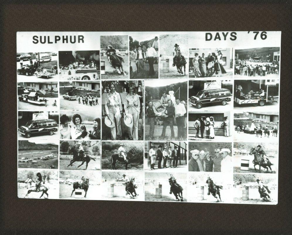 Sulphur Days 1976 - Hot Suphur Springs, Colorado
