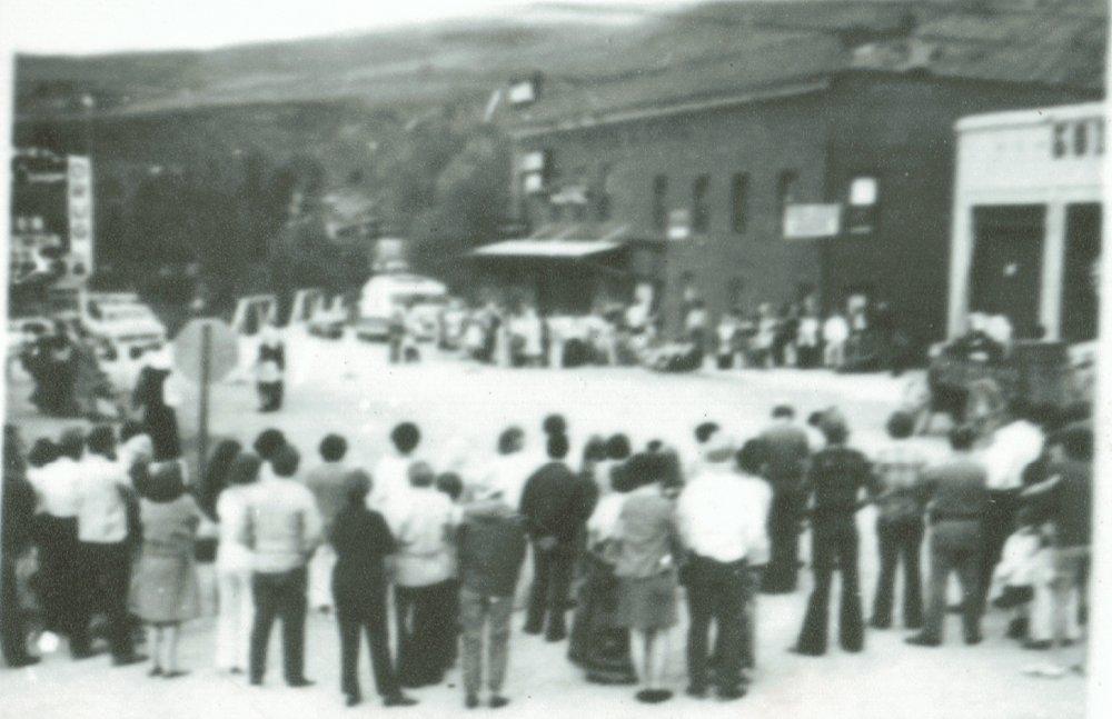 Sulphur Days 1976 at Grand Avenue & Aspen Street - Hot Sulphur Springs, Colorado