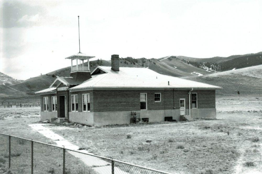 Old School House - Hot Sulphur Springs, Colorado