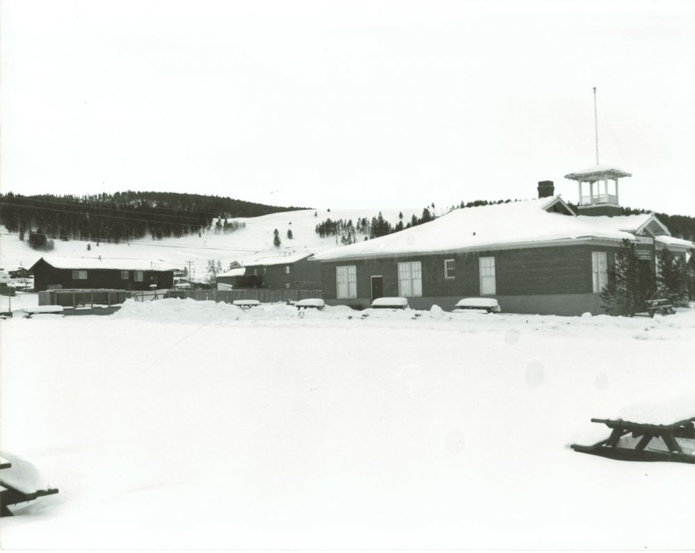 3rd School Hot Sulphur Springs, Colorado
