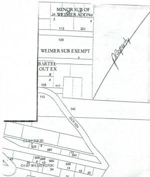 Hot Sulphur Springs Zoning Map Insert