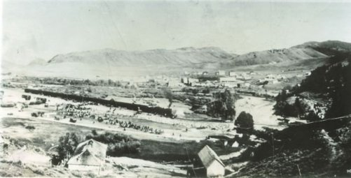 Hot Sulphur Springs Sept 15, 1905