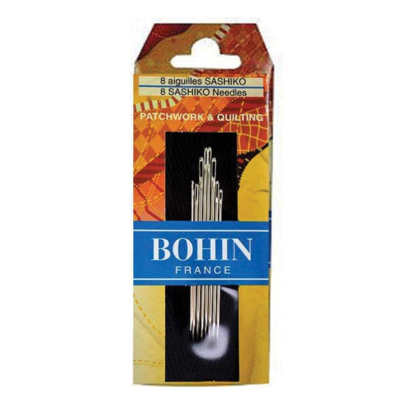 Hab Hand Needles Bohin Assorted Sashiko