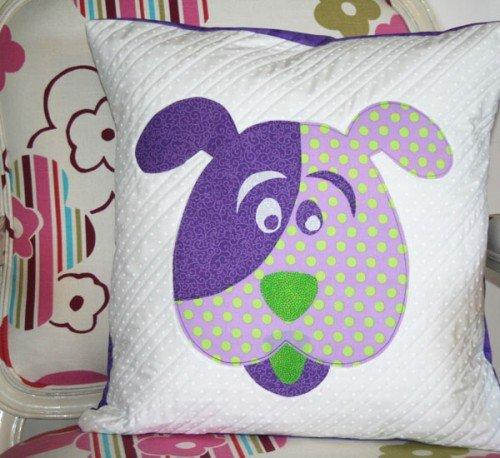 Hot Big Doggy Cushion