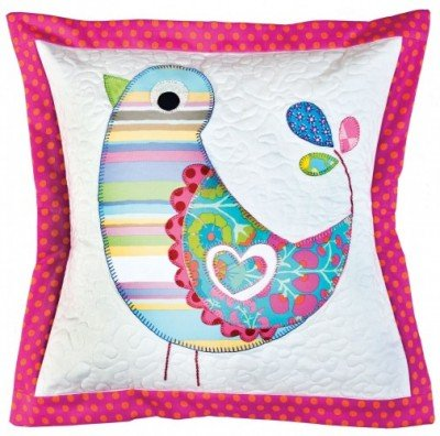 Pat Hot Possum Big Birdie Cushion
