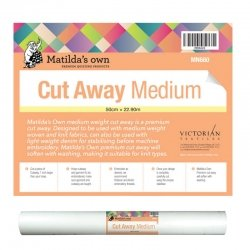 Stab Matilda's Own Cut Away Med 50cm wide per mtr MN660