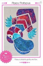 Monica Poole Pattern Pippa Platypus