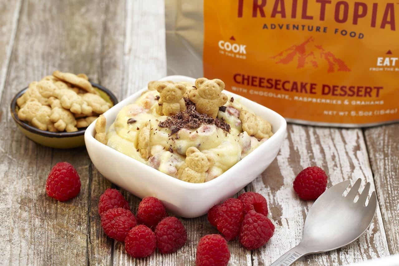 Trailtopia Cheesecake
