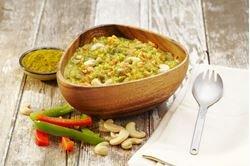 Trailtopia Chicken Cashew Curry Entree
