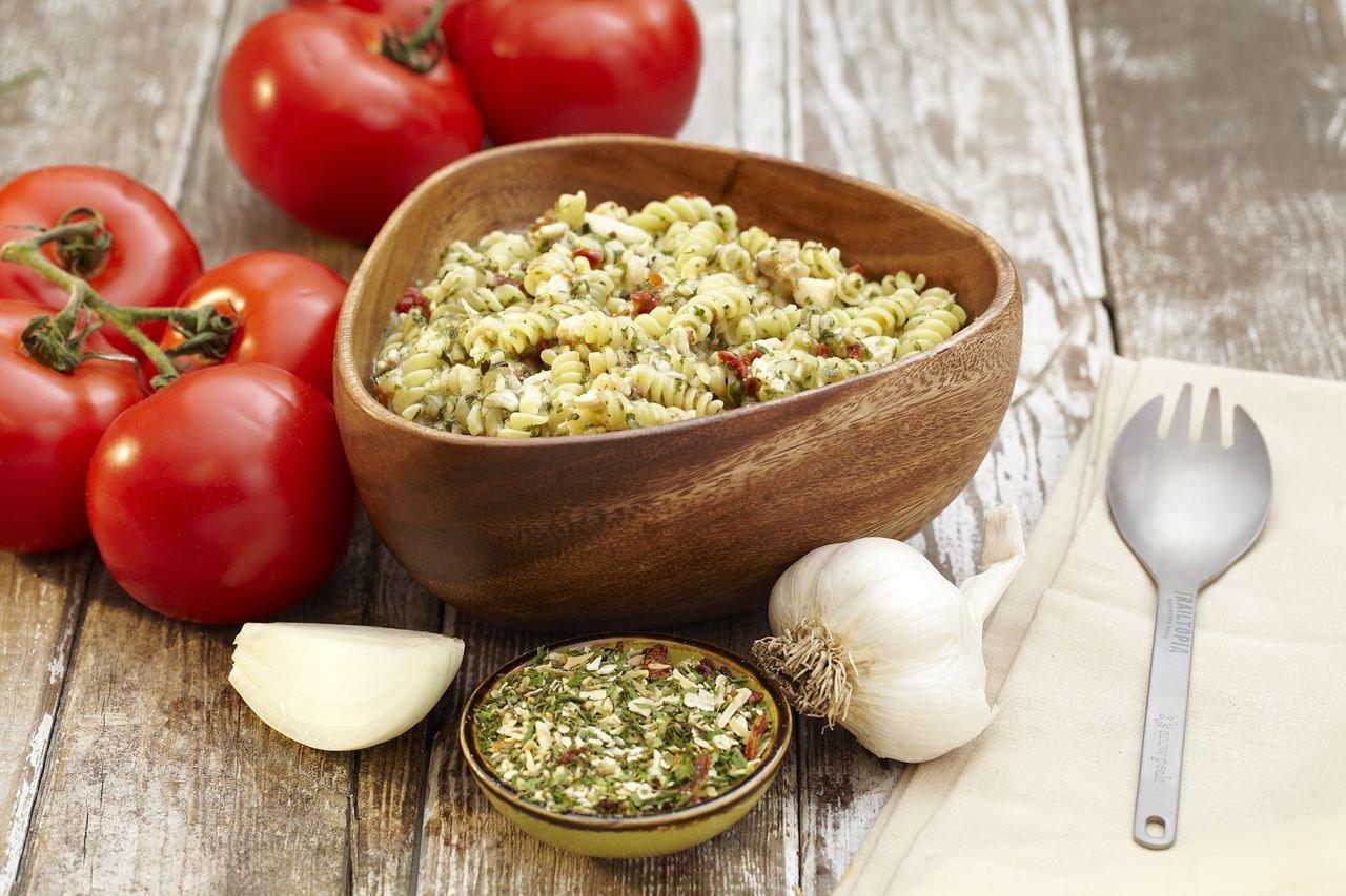 Trailtopia Pesto Pasta w/Hemp Seed Protein Entree