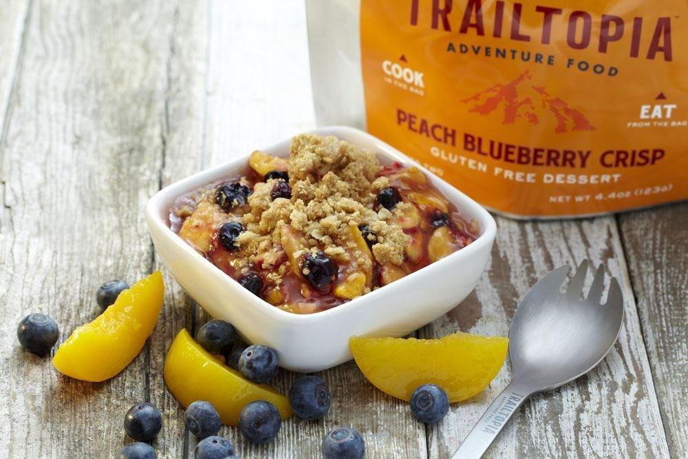 Trailtopia GF Fruit Crisps