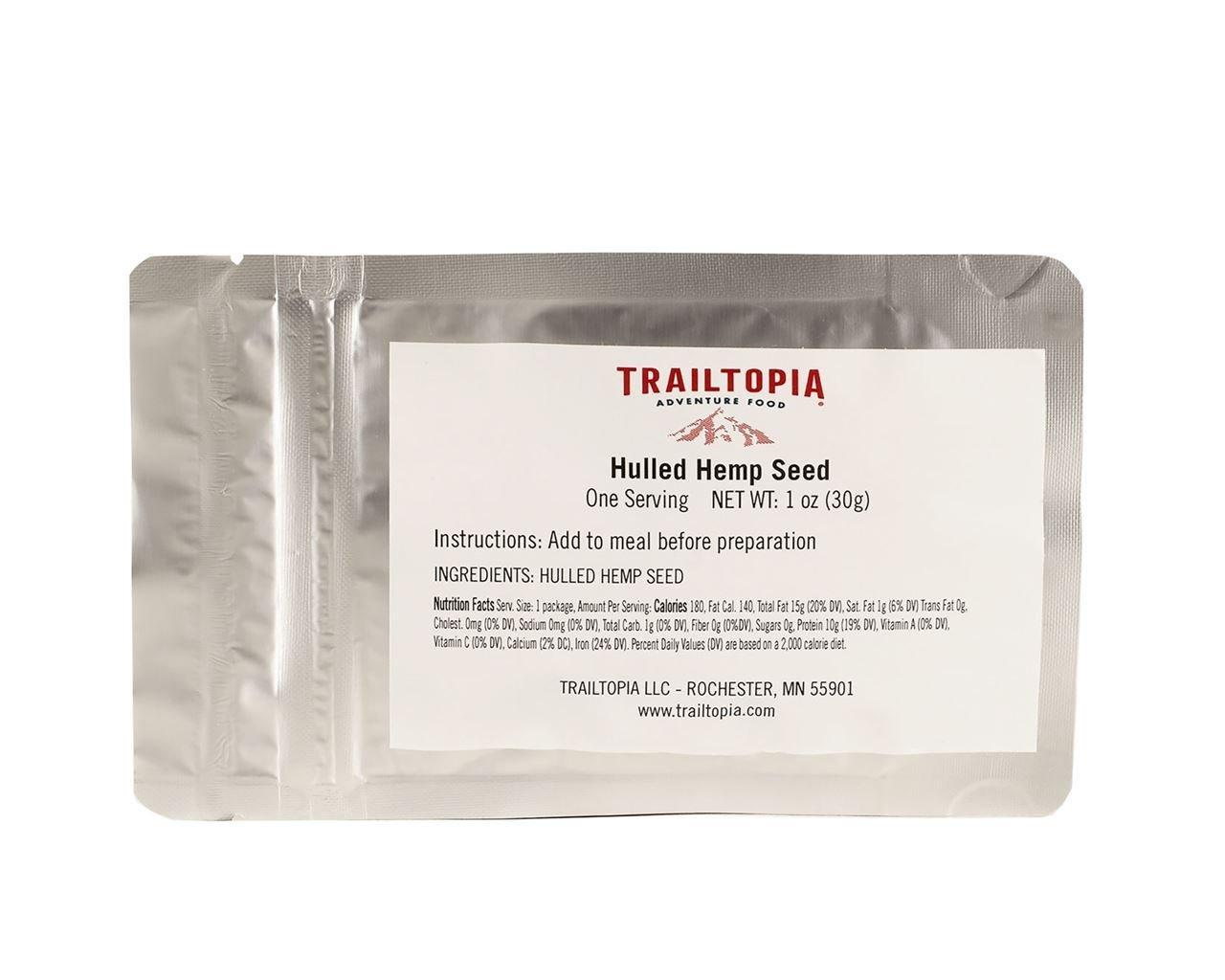 Trailtopia Hemp Seed Side Pack