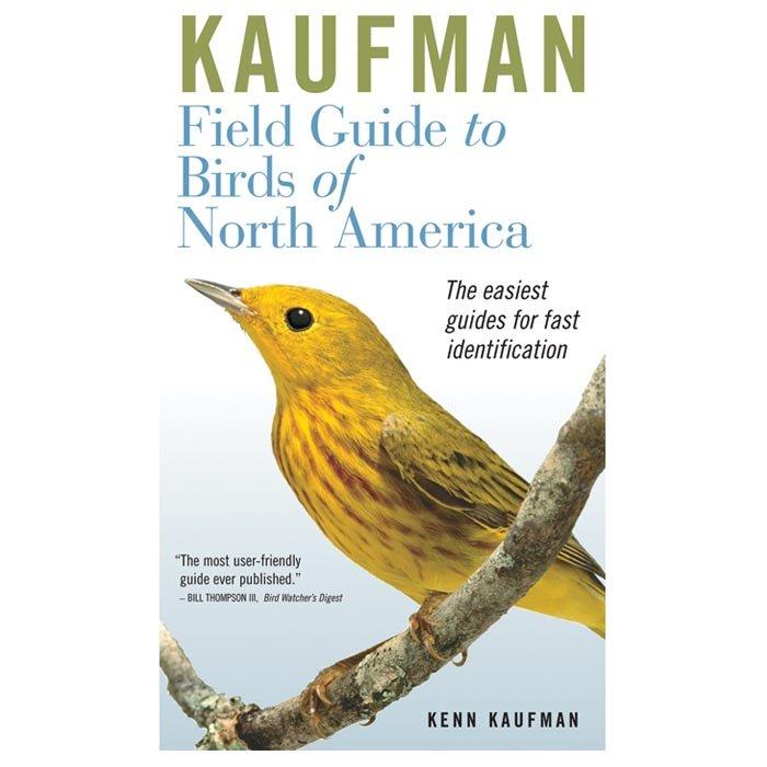 Kaufman Birds of NA Field Guidebook