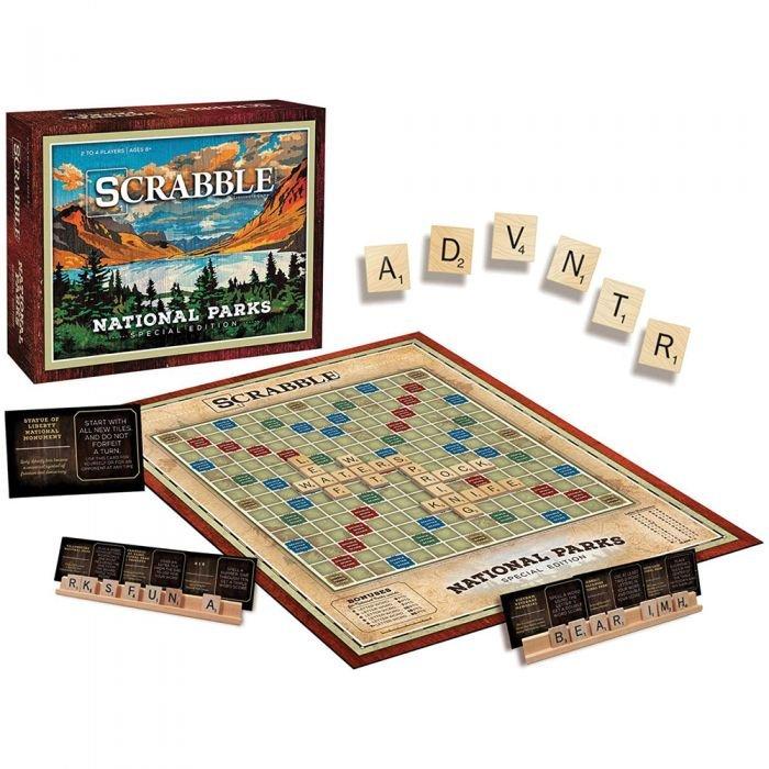 Hasbro NP Scrabble