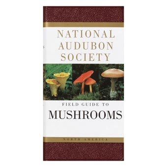 NAS Field Guide to Mushrooms Book
