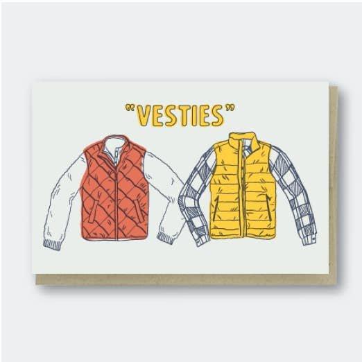 PSP Vesties Besties Card