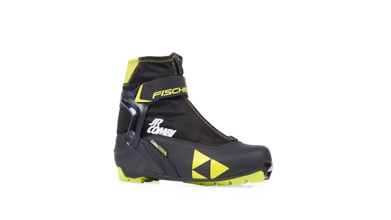 Fischer Jr Combi Boots
