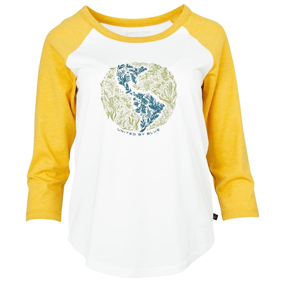 UbB Rooted in Nature Baseball Tee