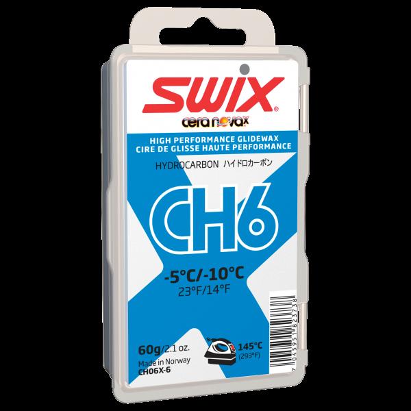 Swix CH6X Blue Wax