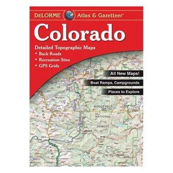 Delorme Colorado Atlas