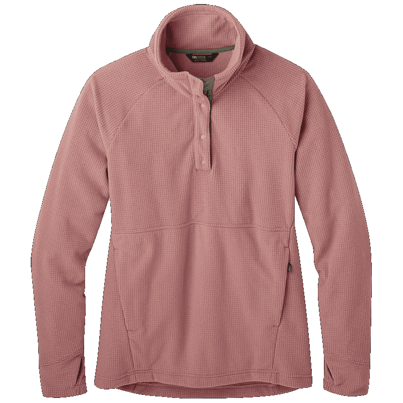 OR Trail Mix Snap Women's Pullover