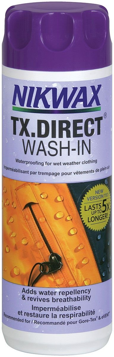 Nikwax TX-Direct Wash-In Waterproofing
