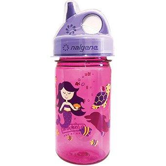 Nalgene Grip-N-Gulp Kid's Water Bottle w/Cover
